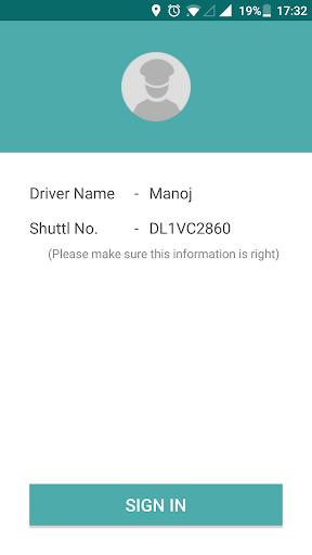 Shuttl Driver 3.11.4 screenshots 2