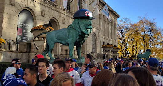 2016 Chicago Cubs World Series Parade and Rally