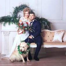 Wedding photographer Ekaterina Zakharkova (Kettiket). Photo of 03.01.2016