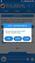 DYVL AKSYON RADYO screenshot thumbnail
