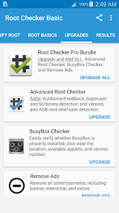 Root Checker- screenshot thumbnail