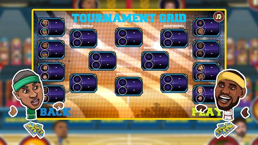 Basketball Legends PvP: Dunk Battle 2.0 screenshots 6