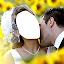 صور زفاف زوجين المونتاج icon