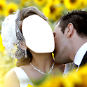 Couple Wedding Photo Montage icon