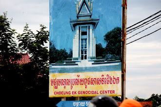 Photo: Year 2 Day 35 - Choeung Ek - One of the Killing Fields