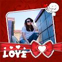 Love Photo Frame Editor icon