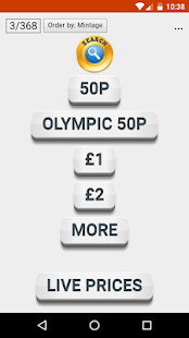 Coins UK - náhled