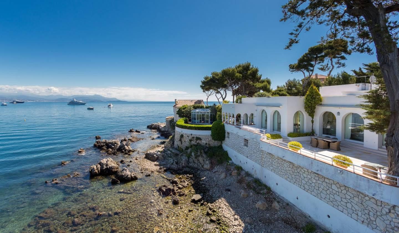 Propriété avec piscine Cap d'Antibes