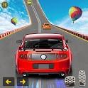 GT Muscle Car Stunt : Mega Ramp GT Car Games icon