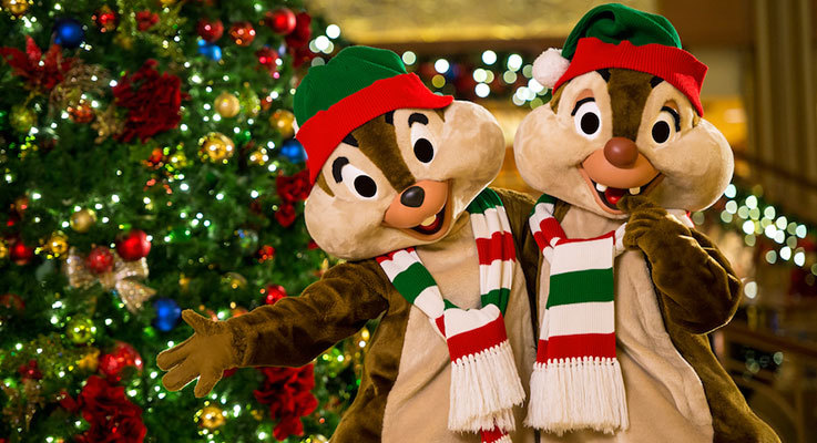 Celebrate Christmas all around the world at Epcot
