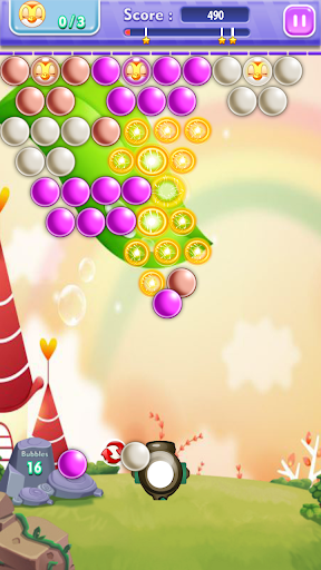 Bubbles Super-Rescue Shooter screenshot 5