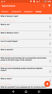 ... Jobs and video resume creator- screenshot thumbnail ...