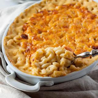 Creamy Baked Macaroni and Cheese Recipe