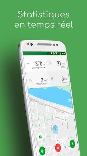 Geovelo screenshot 7