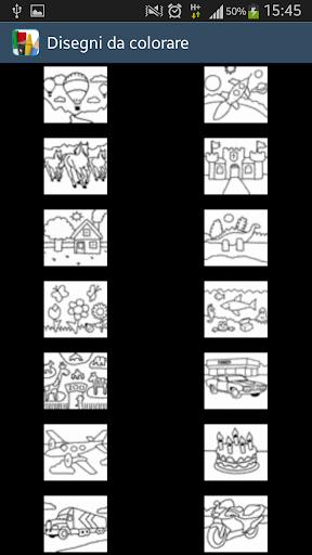 玩教育App|着色的网页 - 儿童免費|APP試玩