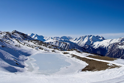 Alpe d'huez vaujany neige