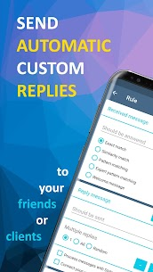AutoResponder for Telegram – Auto Reply Bot v1.0.8 [Mod] 1