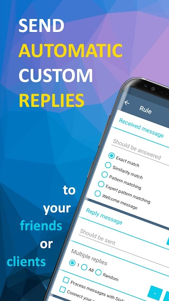 AutoResponder لتطبيق Telegram – الرد الآلي