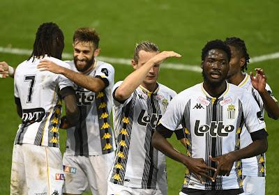"""Ce n'était pas parfait, mais Charleroi a maîtrisé son sujet: """"On voulait regoûter à la victoire!"""""""