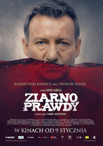 Polski plakat filmu 'Ziarno Prawdy'