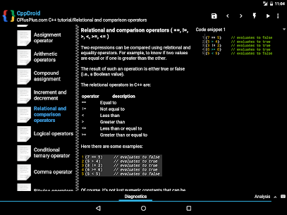 CppDroid – C/C++ IDE App Latest Version Download For Android and iPhone 10