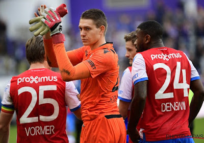 """Ethan Horvath: """"Manuel Neuer me donne beaucoup de conseils"""""""