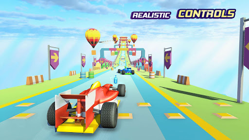Furious Car Stunts Mega Ramp Car Racing Games 3.8 screenshots 3