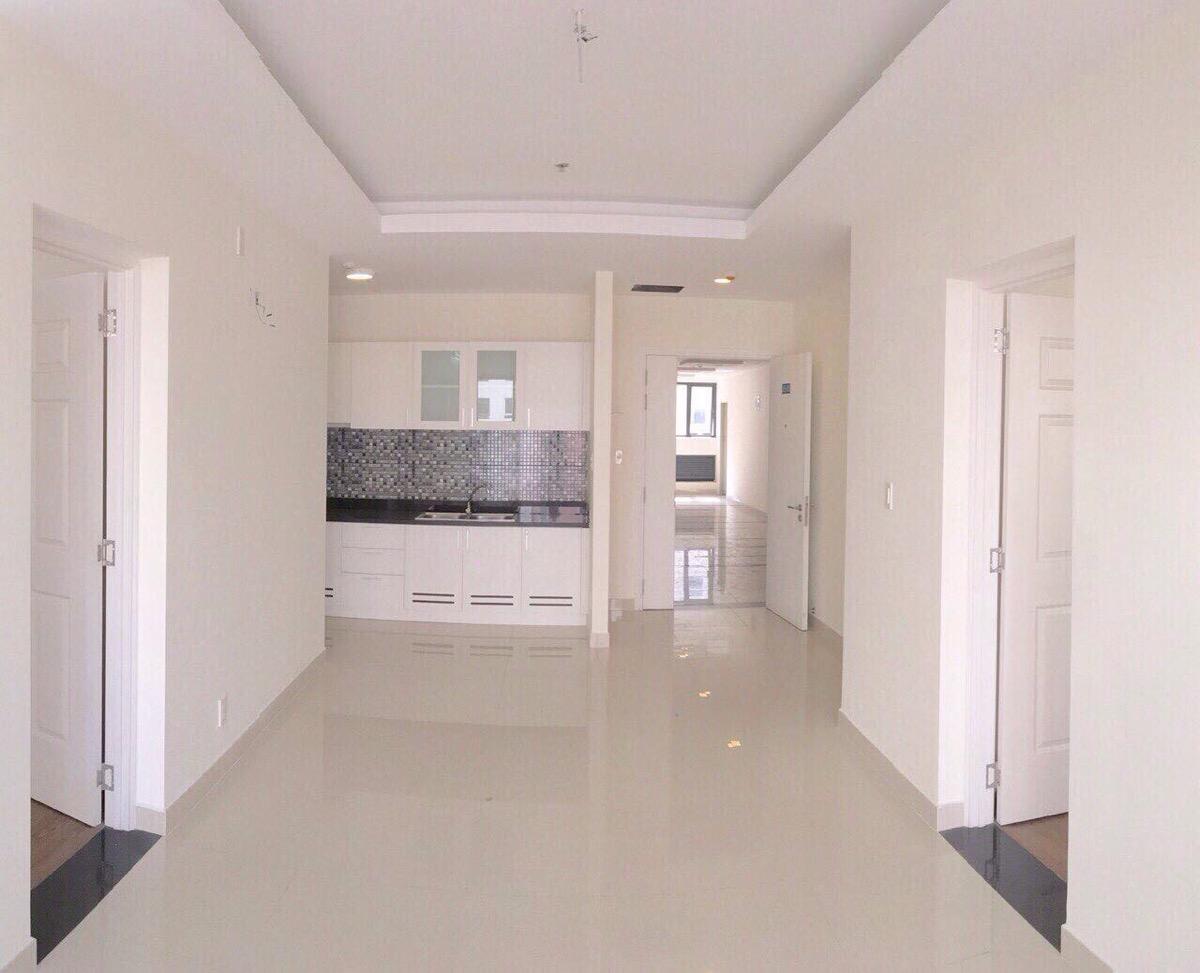 Hành lang căn hộ Bình Khánh