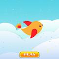 Jeux oiseau volant