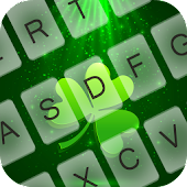 St. Patrick Day Emoji keyboard