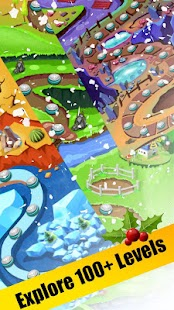 Farm Mania 2019 - Fruit match 3 Game Screenshot