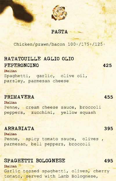 Cafe Illuminatii menu 10