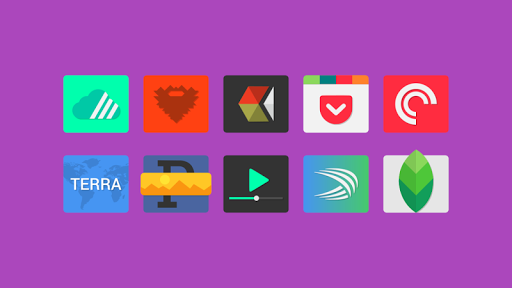 Aster - Icon Pack|玩個人化App免費|玩APPs