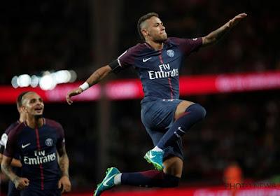 """Neymar: """"Je suis chez moi"""""""