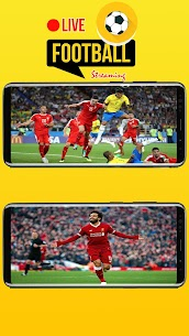 Descargar Live Football Tv Streaming para PC ✔️ (Windows 10/8/7 o Mac) 4