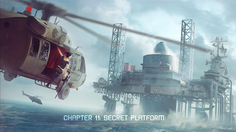 Cover Fire: Shooting Games PRO Screenshot 1