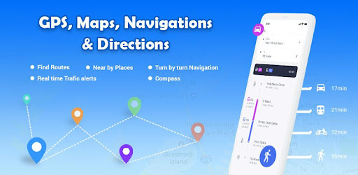 how to download voice directions for google maps