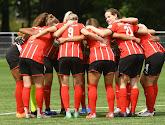 Gent Ladies verliezen oefenduel bij PSV