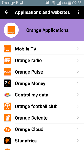 My Orange Cameroon app (apk) free download for Android/PC