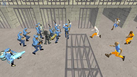 Battle Simulator: Prison & Police 9
