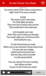 Pony song Little -Music Full - náhled