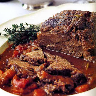 Barefoot Contessa Company Pot Roast.