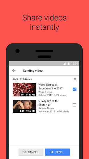 YouTube Go  screenshots 5