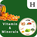 Vitamins:Functions and Sources icon