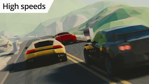Skid Rally: Drag, Drift Racing  captures d'u00e9cran 2