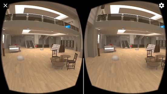 Real Estate AR/VR screenshot