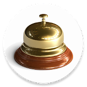 Reception Bell - Realistic utility app