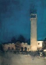 """Photo: Arthur Melville, """"La notte blu - Venezia"""" (1897)"""