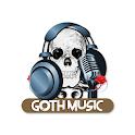 Gothic Music Radio Stations icon
