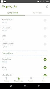 NutriBullet Recipes- screenshot thumbnail